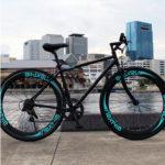 3万円台 エアロホイールのクロスバイク登場(笑) NEXTYLE CNX-7006