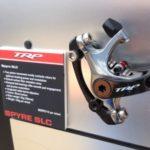 ロードディスク時代 期待のブレーキ TRP Spyre-160