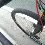 シクロクロス向けタイヤを履くと路面の不安感が無くなる Panaracer グラベルキング 700×32C