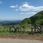 奥武蔵グリーンラインライド 獲得標高3100m 短距離ヒルクライム