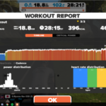ひたすら効率を求めた ロードバイクのローラートレーニング